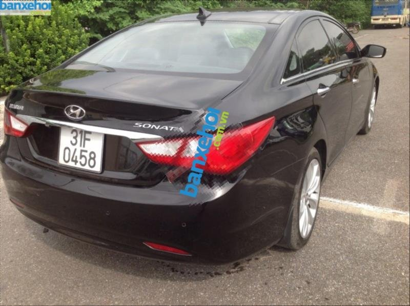 Xe Hyundai Sonata  2010-4