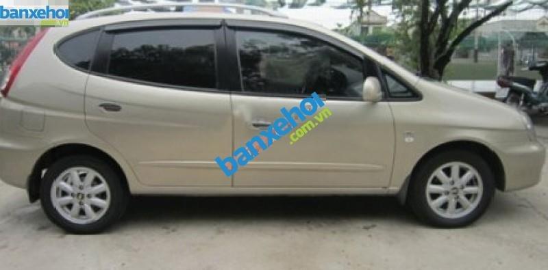 Xe Chevrolet Vivant CDX 2008-2
