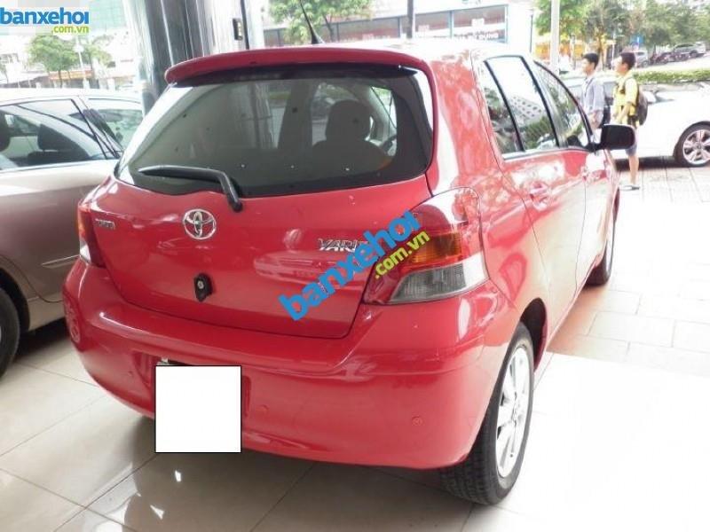 Xe Toyota Yaris 1.3 AT 2010-9