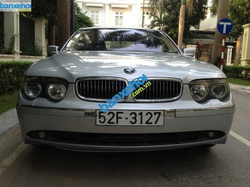 Xe BMW 7 Series 745Li 2004-0