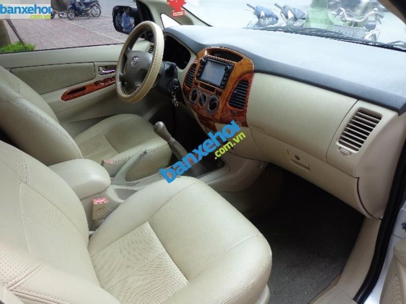 Xe Toyota Innova G 2008-4
