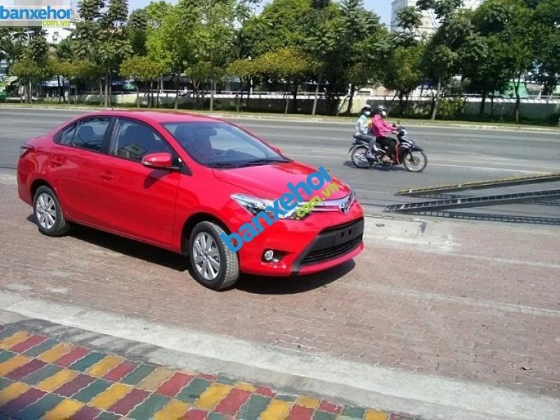 Xe Toyota Vios G 2014-0