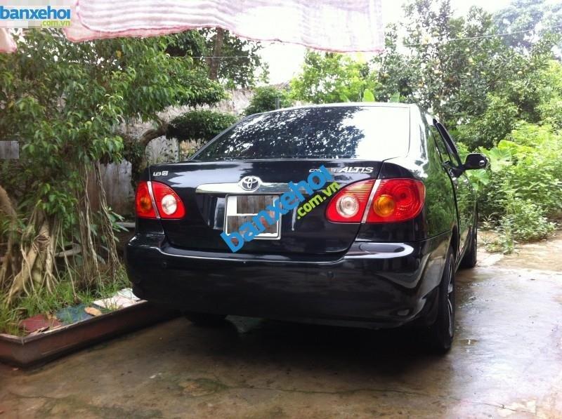 Xe Toyota Corolla altis 1.8G 2003-4