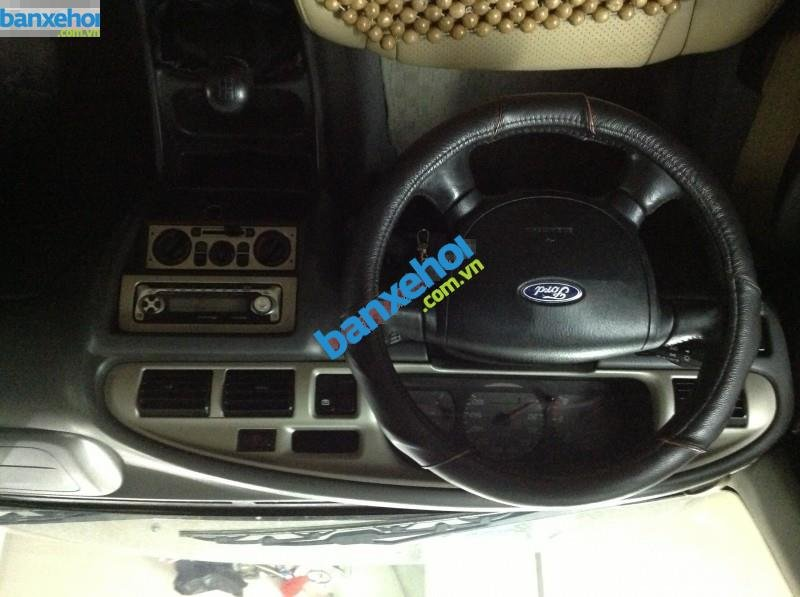 Xe Ford Everest MT 2006-7