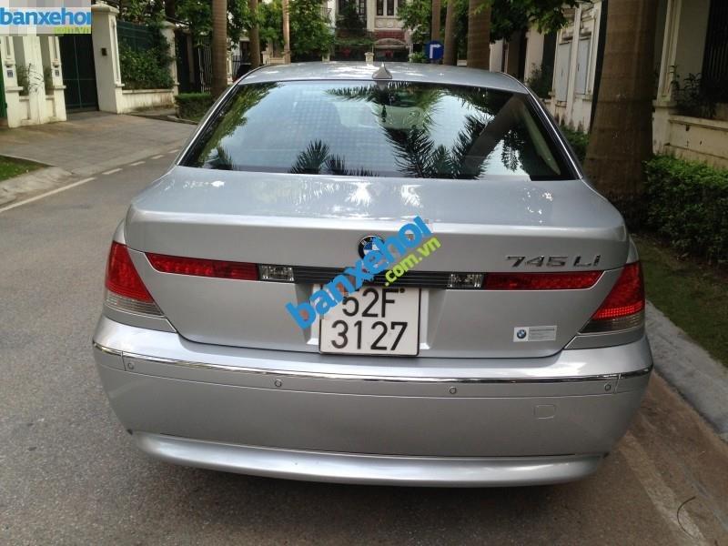 Xe BMW 7 Series 745Li 2004-2