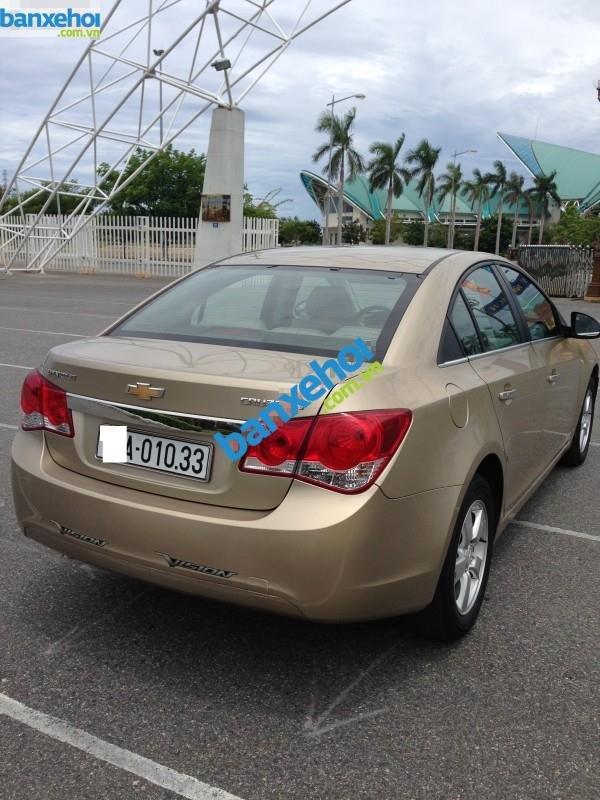 Xe Chevrolet Cruze LS 2012-7