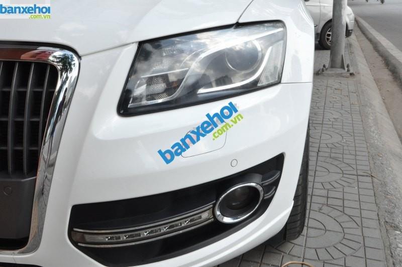 Bán Audi Q5 V 2.0 đời 2009, màu trắng, nhập khẩu chính hãng-1
