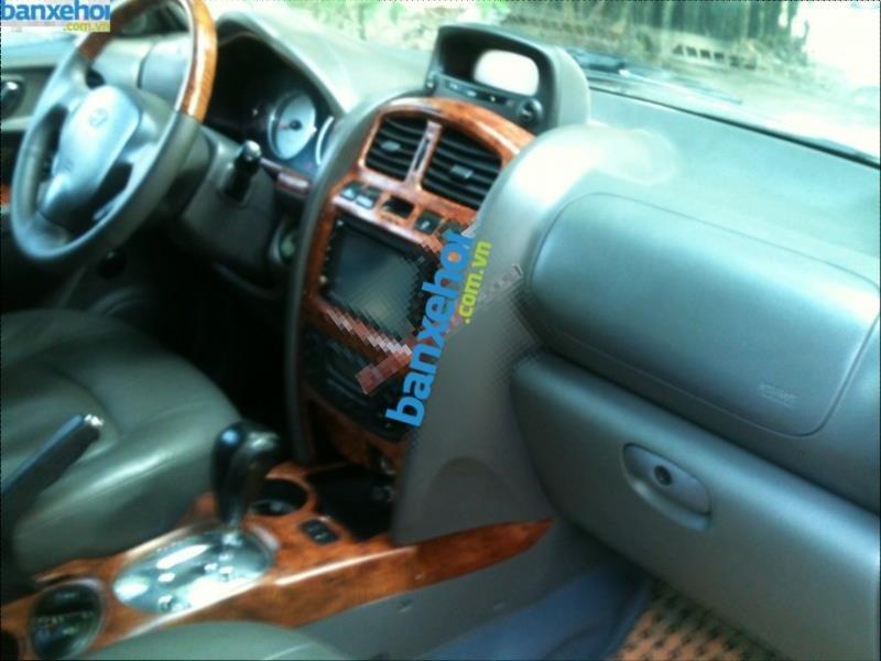 Xe Hyundai Santa Fe Gold 2004-12