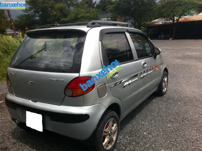 Xe Daewoo Matiz  1999-2
