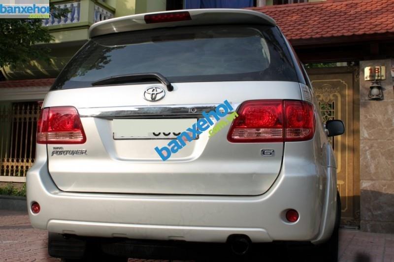 Xe Toyota Fortuner 2.5G 2008-4