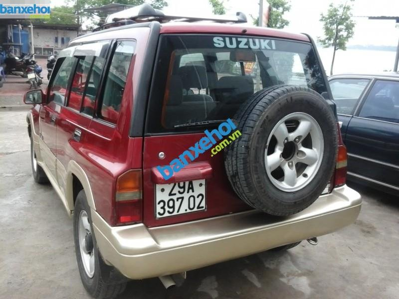 Xe Suzuki Vitara 1.6 2005-7
