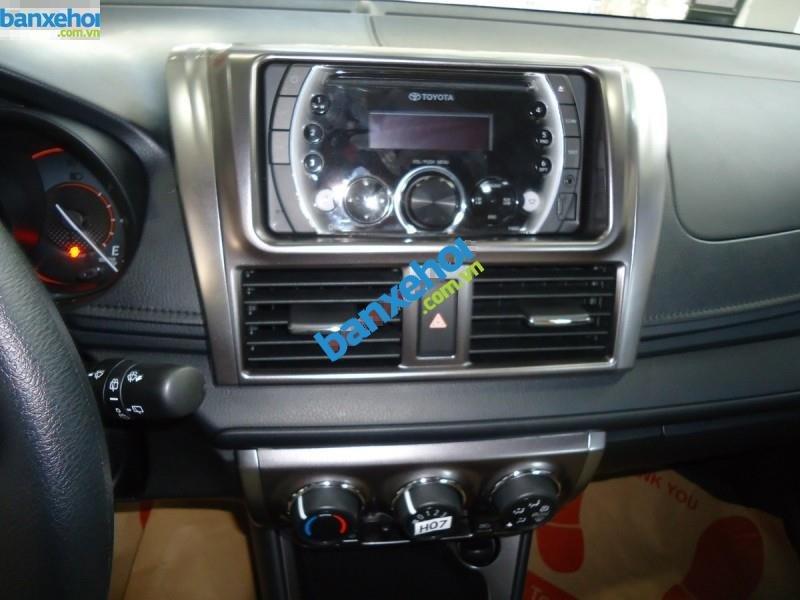 Xe Toyota Yaris E 2014-7