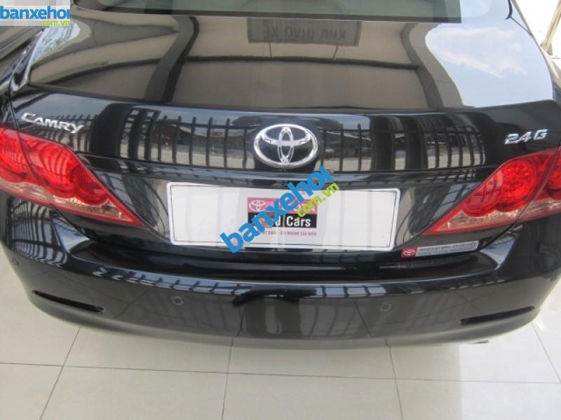 Xe Toyota Camry 2.4G 2007-5
