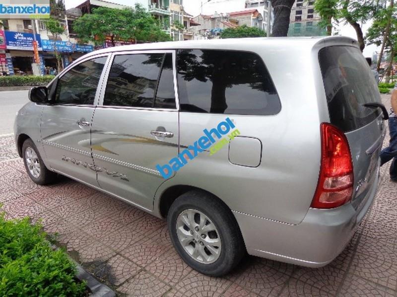 Xe Toyota Innova G 2008-1