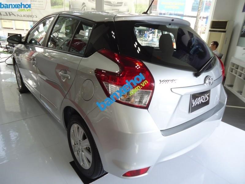 Xe Toyota Yaris E 2014-4