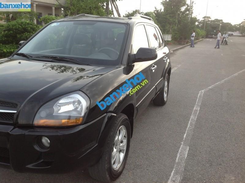 Xe Hyundai Tucson  2009-1