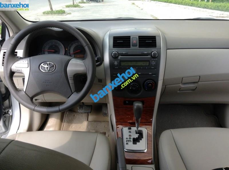 Xe Toyota Corolla altis 1.8 AT 2009-4