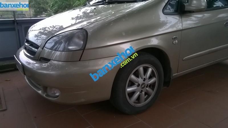 Xe Chevrolet Vivant CDX 2008-4