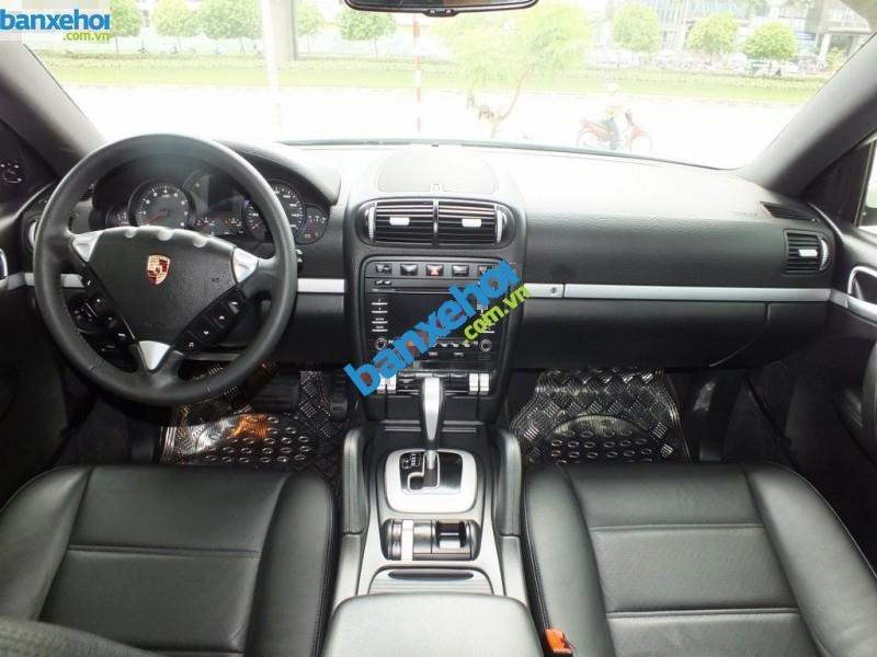 Xe Porsche Cayenne  2008-7