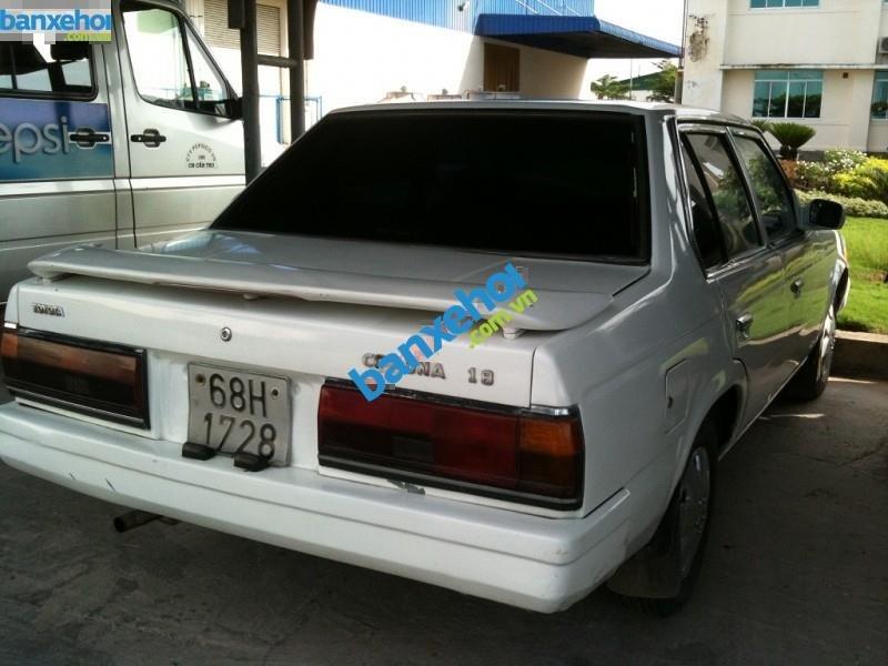 Xe Toyota Corona Trước 1990-3