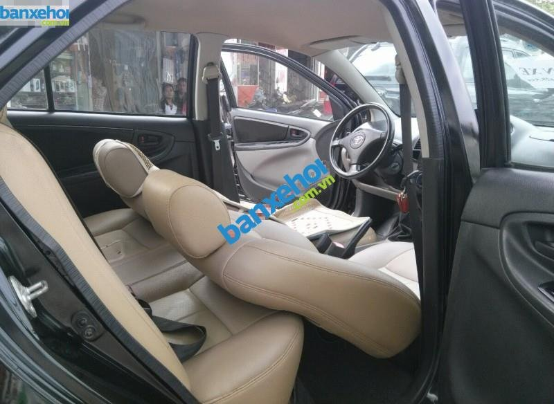 Xe Toyota Vios G 2005-8