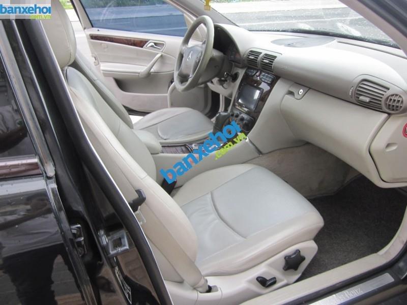 Xe Mercedes-Benz C class C200K Elegance 2001-5