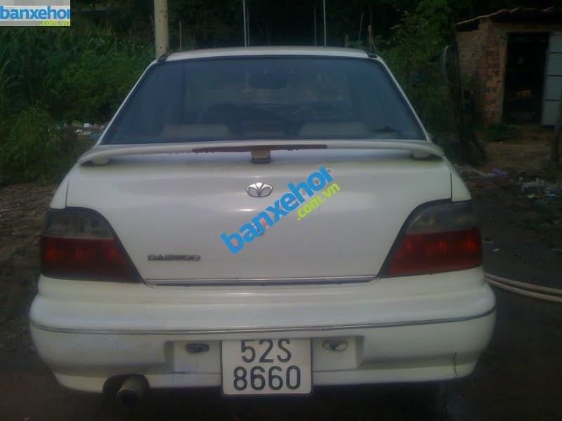 Thanh lý xe Daewoo Racer sản xuất 1994, màu trắng, xe còn đẹp-1