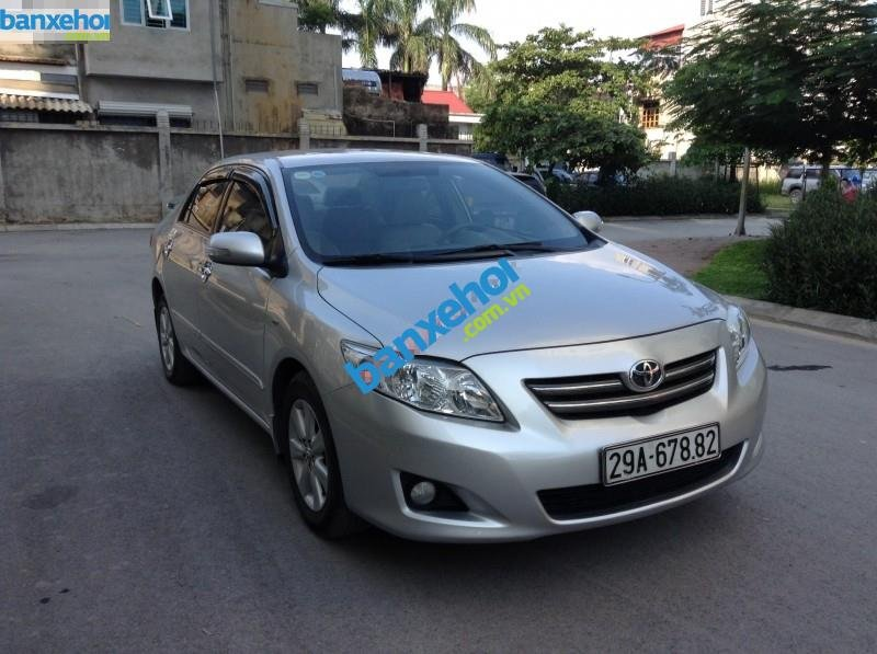 Xe Toyota Corolla altis 1.8 AT 2009-5