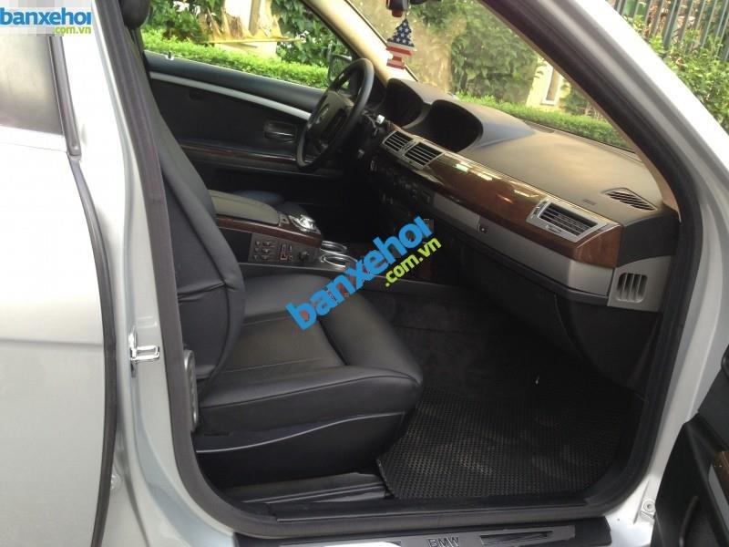 Xe BMW 7 Series 745Li 2004-4