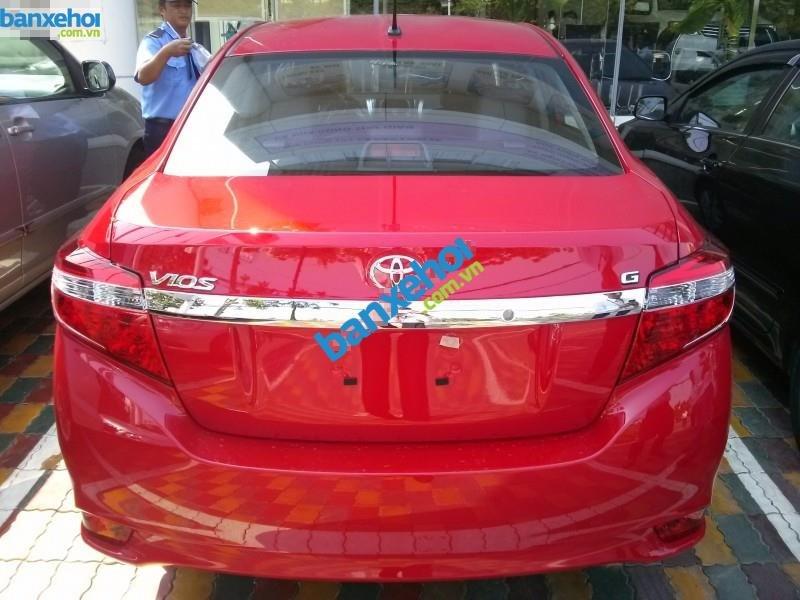 Xe Toyota Vios G 2014-5
