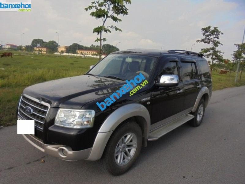 Xe Ford Everest 4X4 2008-2