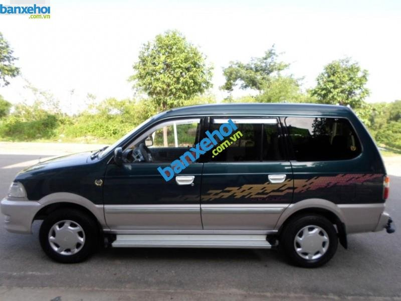 Xe Toyota Zace GL 2003-2