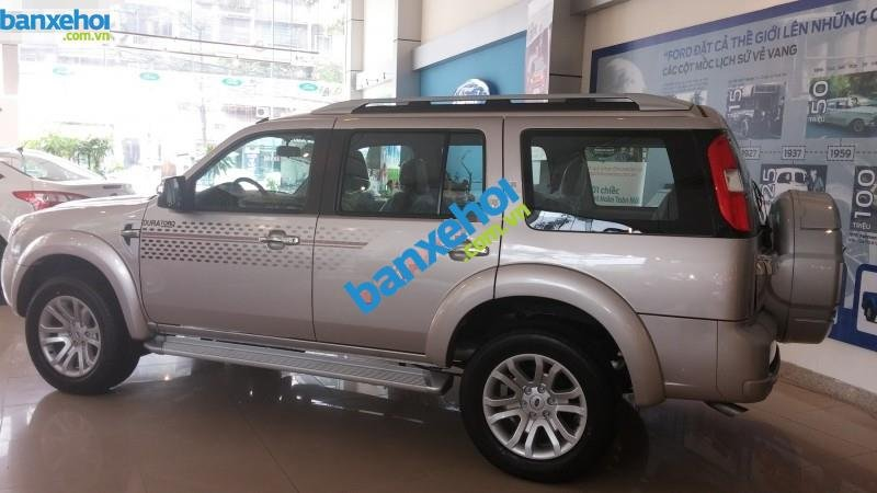 Xe Ford Everest 4x2 AT limited 2014-1