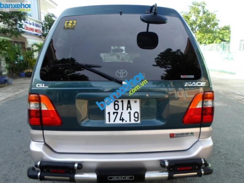 Xe Toyota Zace GL 2003-3