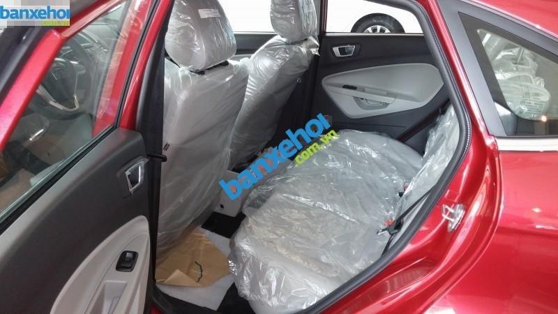 Xe Ford Fiesta 1.5 AT Titanium 2014-4