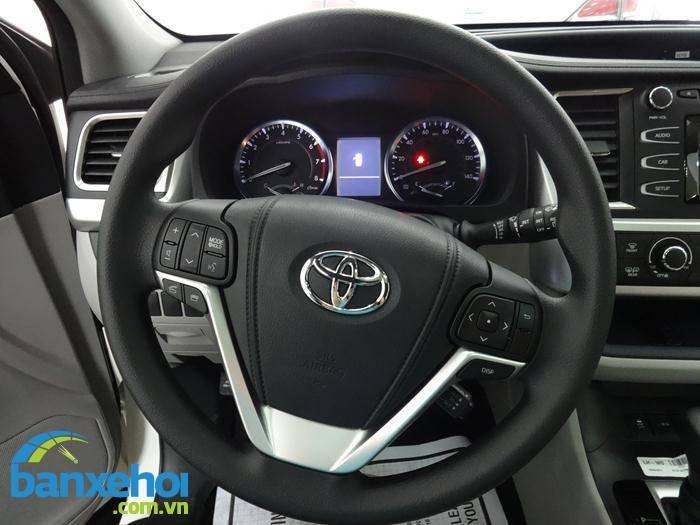 Xe Toyota Highlander  2014-9