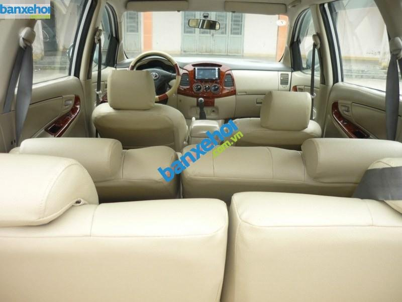 Xe Toyota Innova G 2008-8
