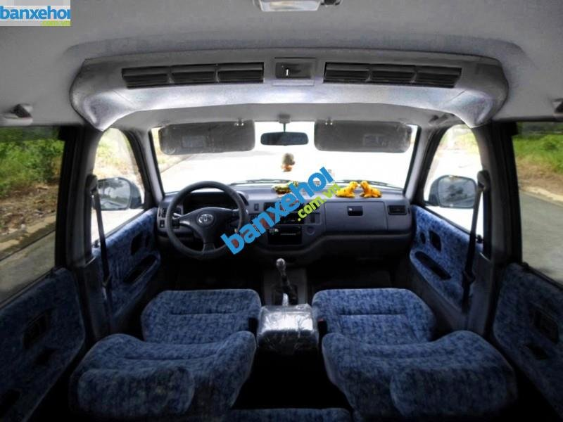 Xe Toyota Zace GL 2003-7