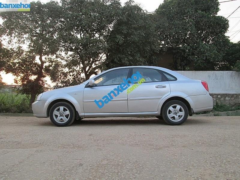 Xe Daewoo Lacetti EX 2009-0