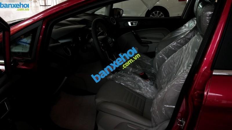 Xe Ford Fiesta 1.5 AT Titanium 2014-1