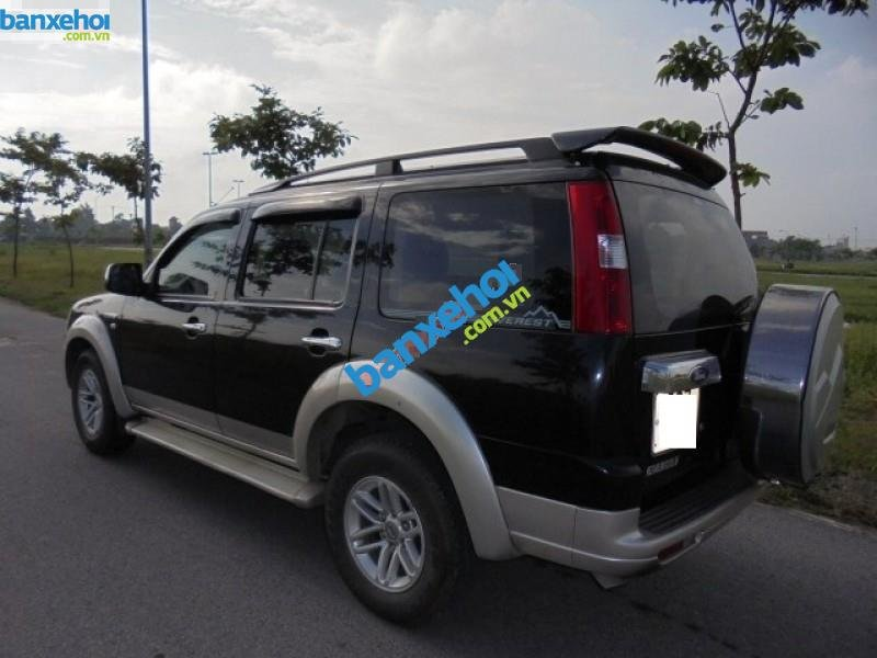 Xe Ford Everest 4X4 2008-3