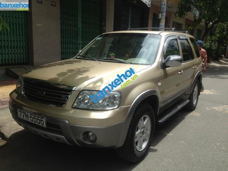 Xe Ford Escape 3.0v LIMITED 2004-0