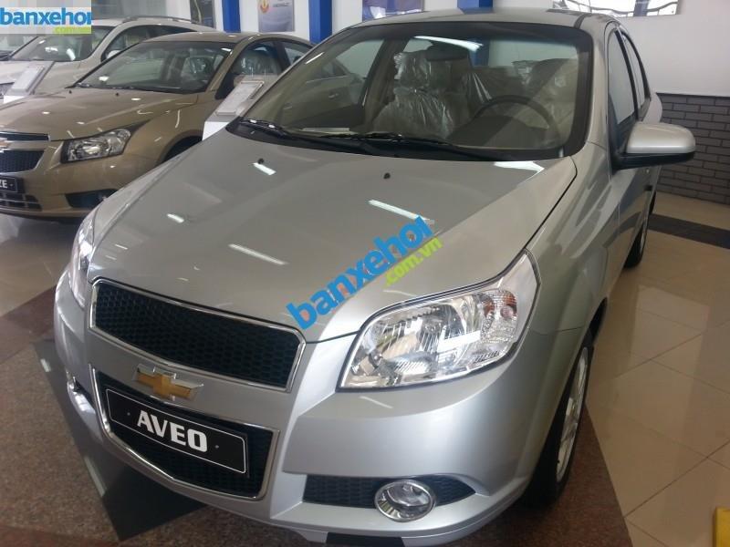 Xe Chevrolet Aveo LTZ 2014-5