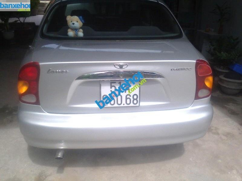 Xe Daewoo Lanos SX 2003-6