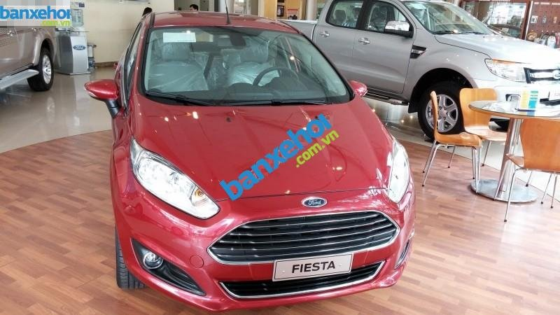 Xe Ford Fiesta 1.5 AT Titanium 2014-0