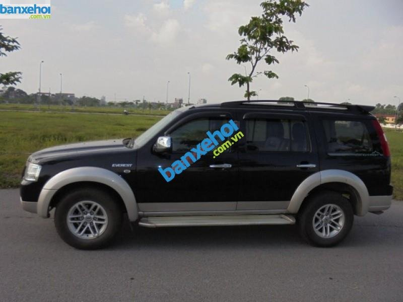 Xe Ford Everest 4X4 2008-1