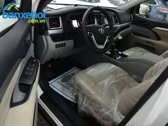 Xe Toyota Highlander  2014-5