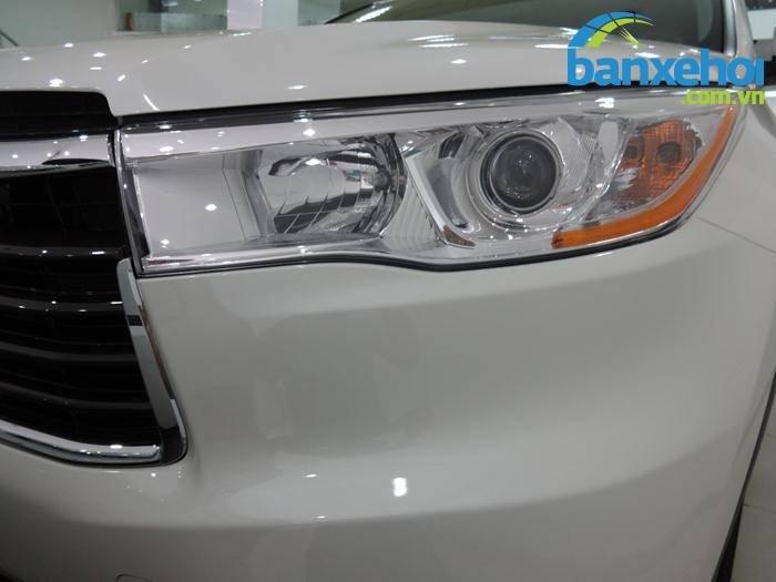 Xe Toyota Highlander  2014-1
