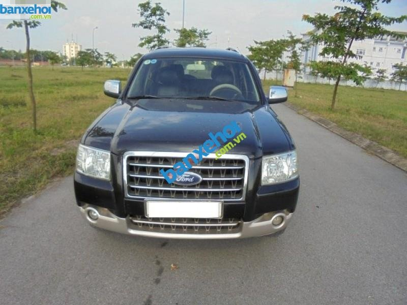 Xe Ford Everest 4X4 2008-0
