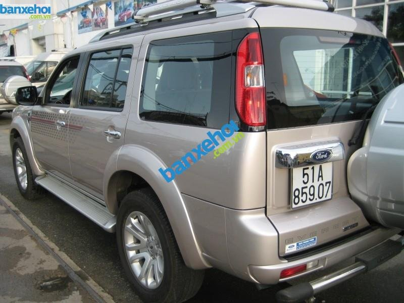 Xe Ford Everest 2.5L AT 2014-4